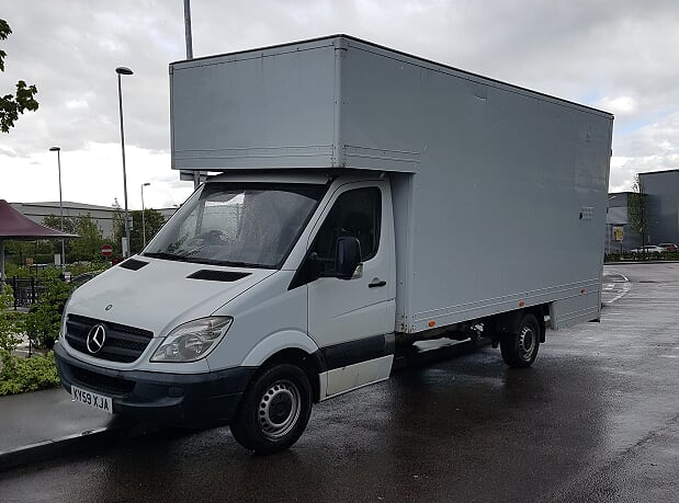 Man and Van Service St Neots